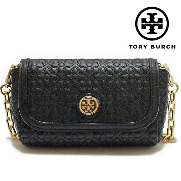 4725065b608 Tory Burch Bryant Quilted Crossbody Handbag